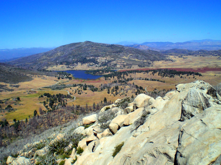 Rancho Cuyamaca State Park, Easy Hikes in San Diego, California