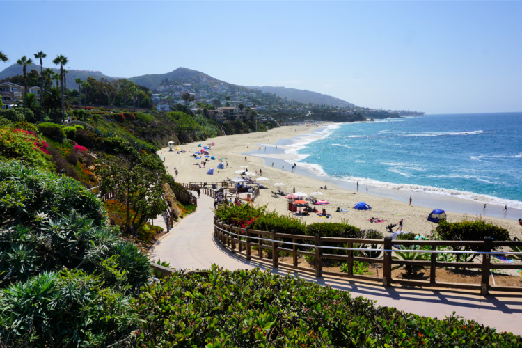 Aliso Beach, Laguna Beach