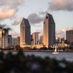 Downtown San Diego seen from Coronado