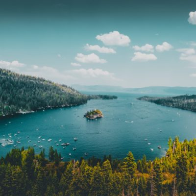 Best Lakes for Camping in California