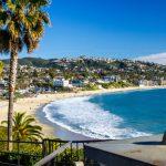 View from Heisler Park, Best Beaches in Laguna Beach, Orange County, California